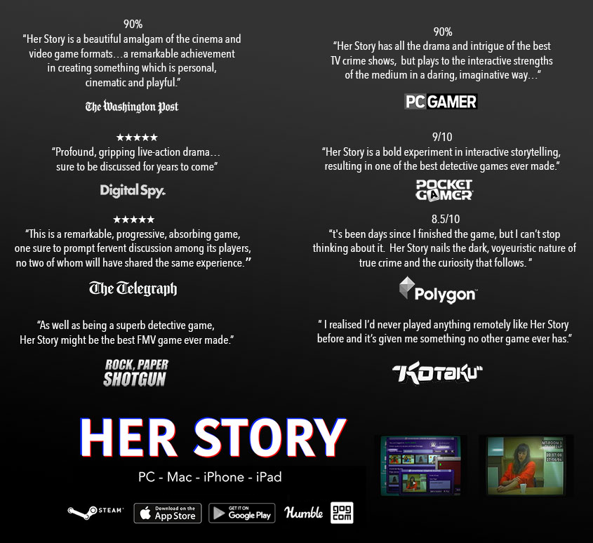 A Video Game About A Woman Talking To The Police